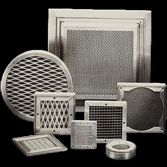 Paneles de ventilación