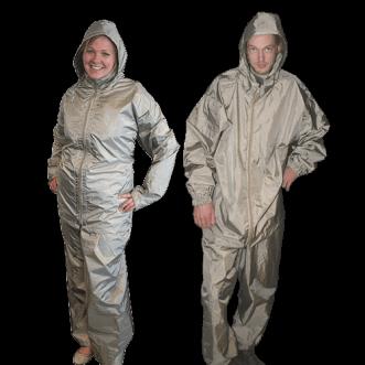 Ropa de protección contra las radiaciones electromagnéticas